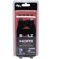 Buy Bulz TV-out Cable ZQ-1.4T-2015 at Rs. 149 (Flipkart First Members) or Rs. 189 Via Flipkart:Buytoearn