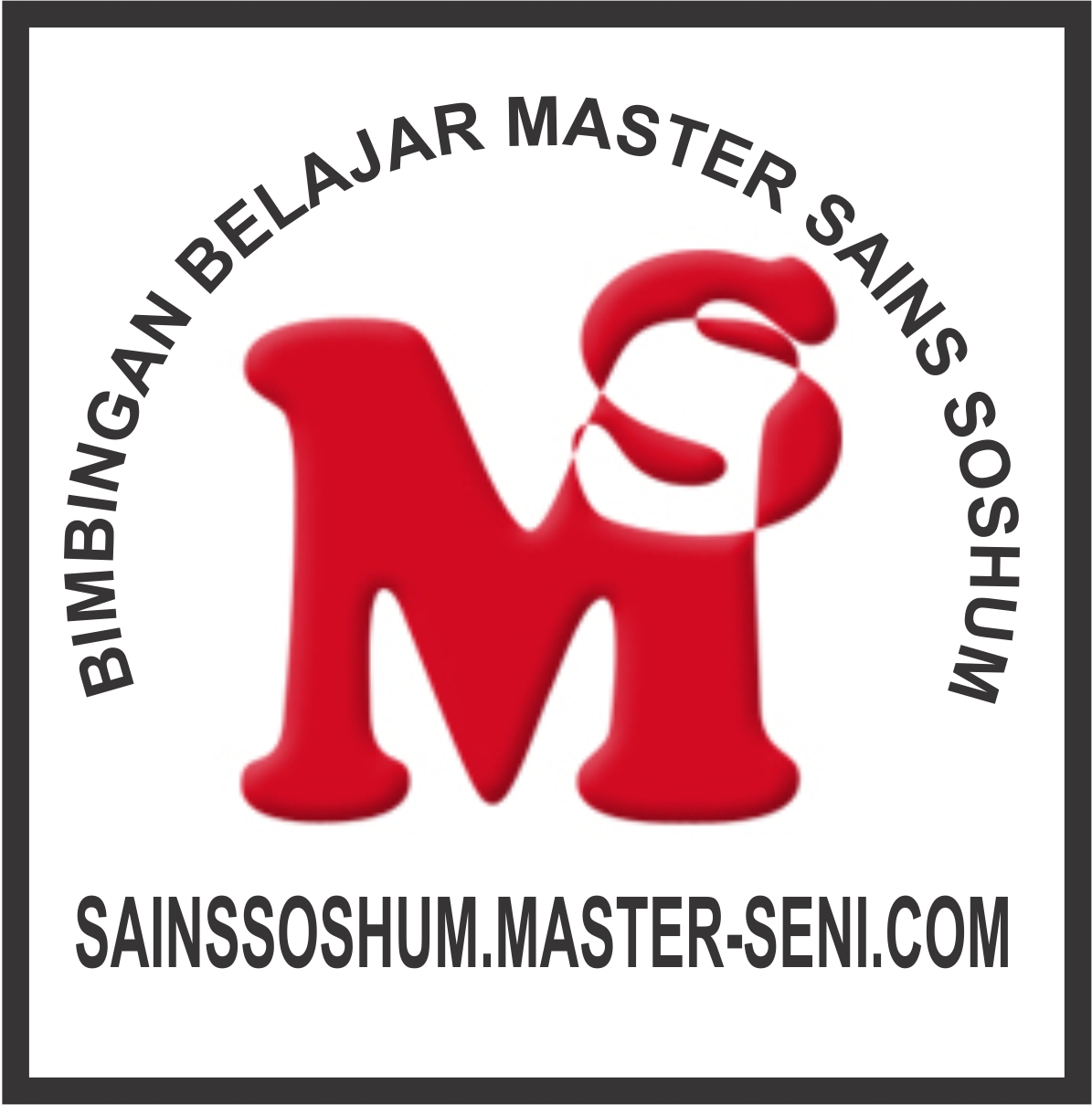 Master Sains Soshum