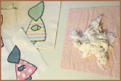 Dutch Doll quilt 1963