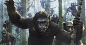 Fotograma de El amanecer del planeta de los simios
