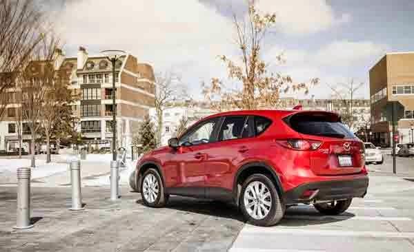 2015 Mazda CX-5 Hybrid Release Date Canada
