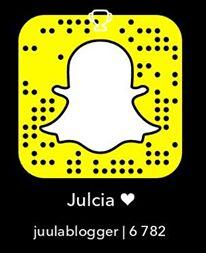 Snapchat blogowy! ♥
