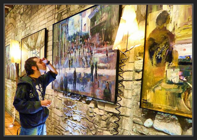 PINTURA-CUADROS-EXPOSICIONES-ARTISTA-PINTOR-ERNEST DESCALS-FOTOS-ARTE-MANRESA-CATALUNYA-
