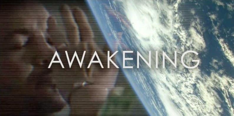 настъпи голямо пробуждане