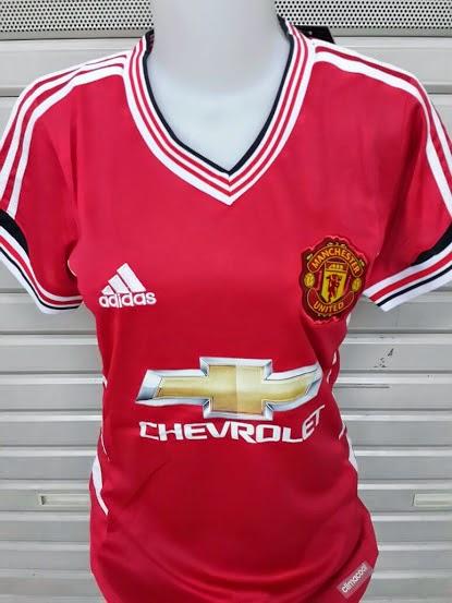 Gambar jersey mancheste united terbaru musim depan 2015/2016 kualitas grade ori made in thailand