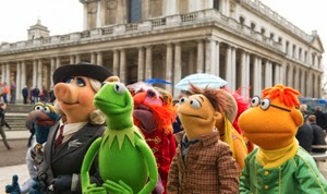 Fotograma de El tour de los Muppets