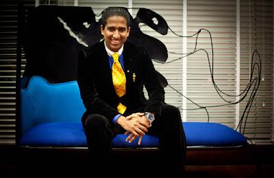 Q&A Arindam Chaudhuri, Management Guru