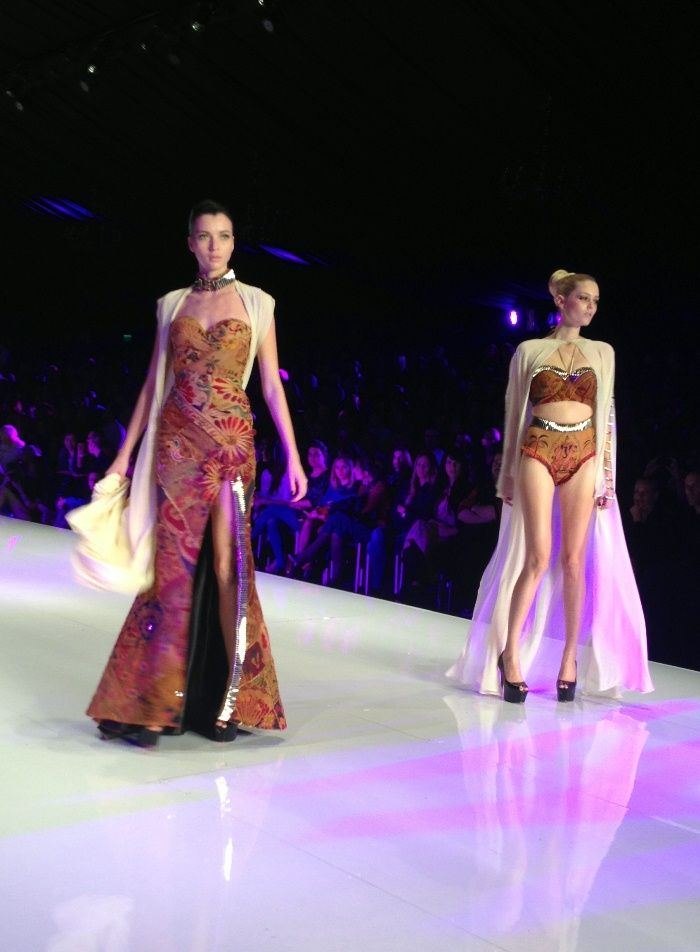 בלוג אופנה Vered'Style שבוע האופנה גינדי תל אביב - דני מזרחי