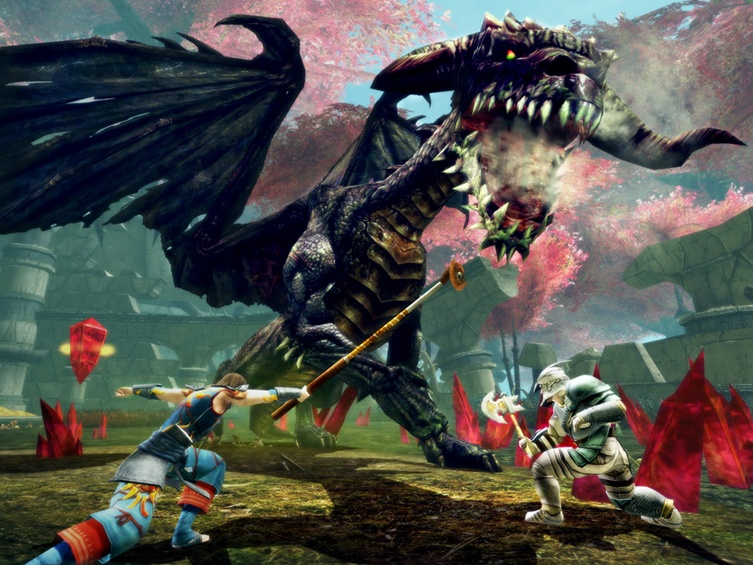 Dungeon And Dragon Online Gameplay 012 Free MMO