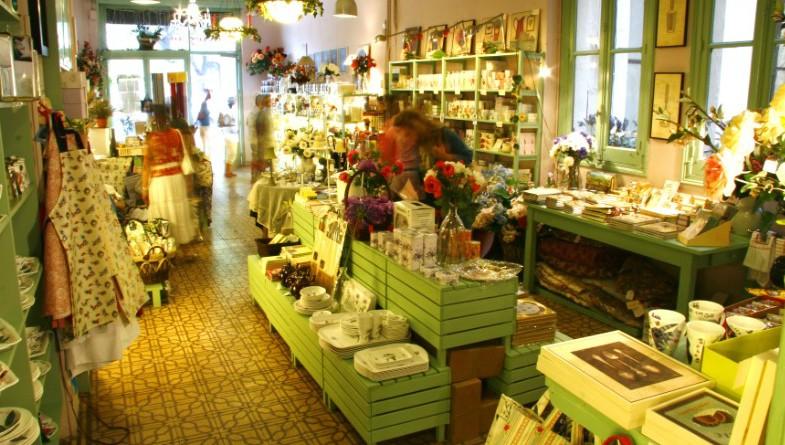 Cafeter as con encanto living in london don 39 t stop madrid - Tiendas online decoracion vintage ...