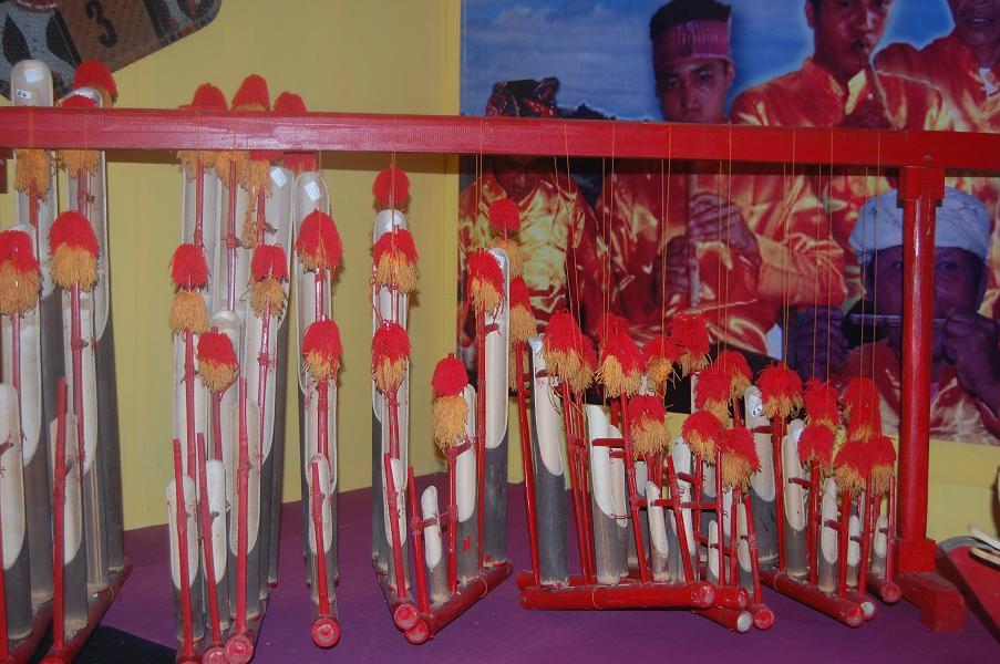 Alat Musik Tradisional Batak Minim di Pameran Keragaman Alat Musik