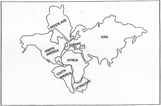 Printables Pangaea Worksheet pangaea worksheet abitlikethis pangea puzzle completed in virtual hasnt