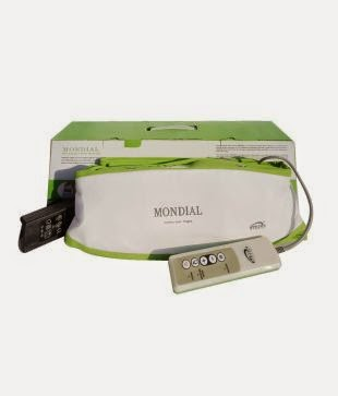 Snapdeal: Buy JSB HF10 Oscillating Massage Belt at Rs.2310
