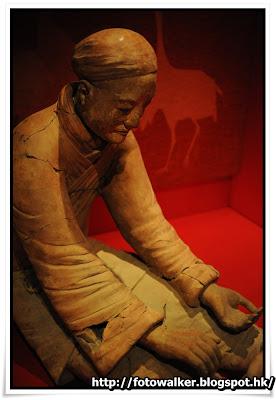 「一統天下:秦始皇帝的永恆國度」展覽