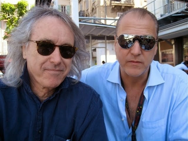 With Roy_M Martens at Cannes