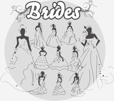 Brides Vector