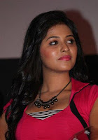 Actress Anjali at Settai movie audio launch function