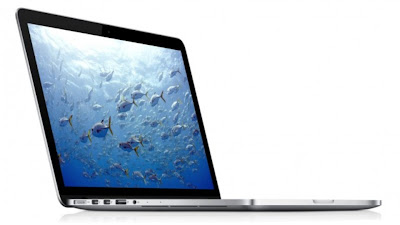 MacBook Pro MGX72 Retina Display