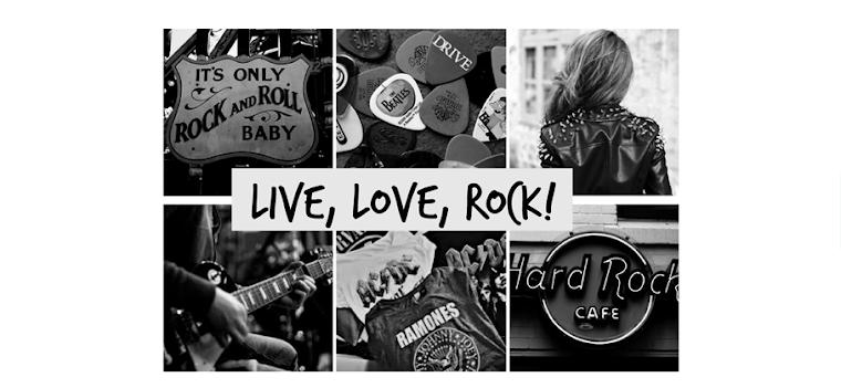Live, Love, Rock!