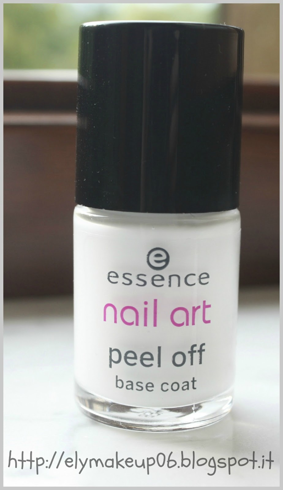 how to use peel off base coat