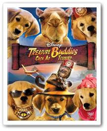 Download Treasure Buddies Caça ao Tesouro Dublado AVI & RMVB DVDRip