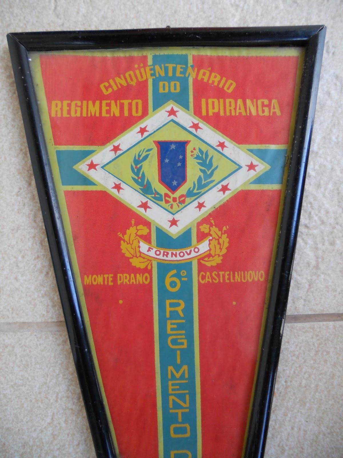 RESGATE FORÇA EXPEDICIONÁRIA BRASILEIRA : Flâmula Regimento  #963029 1200x1600