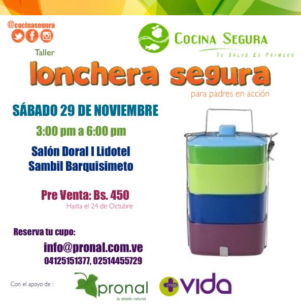 Barquisimeto: LoncheraSegura