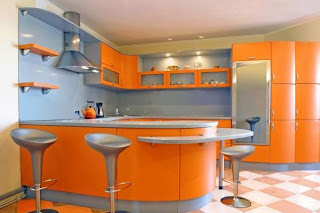 Green Kitchen Cabinets Ideas