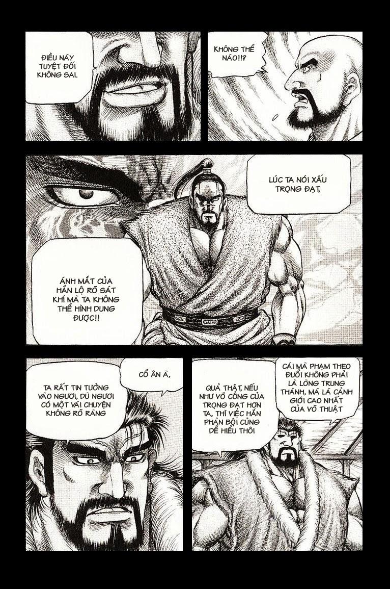 Chú Bé Rồng - Ryuuroden chap 130 - Trang 21