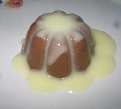 Bagaima menurut anda mudah bukan cara membuat puding coklat ..??
