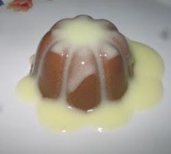 resep puding coklat dan cara membuatnya