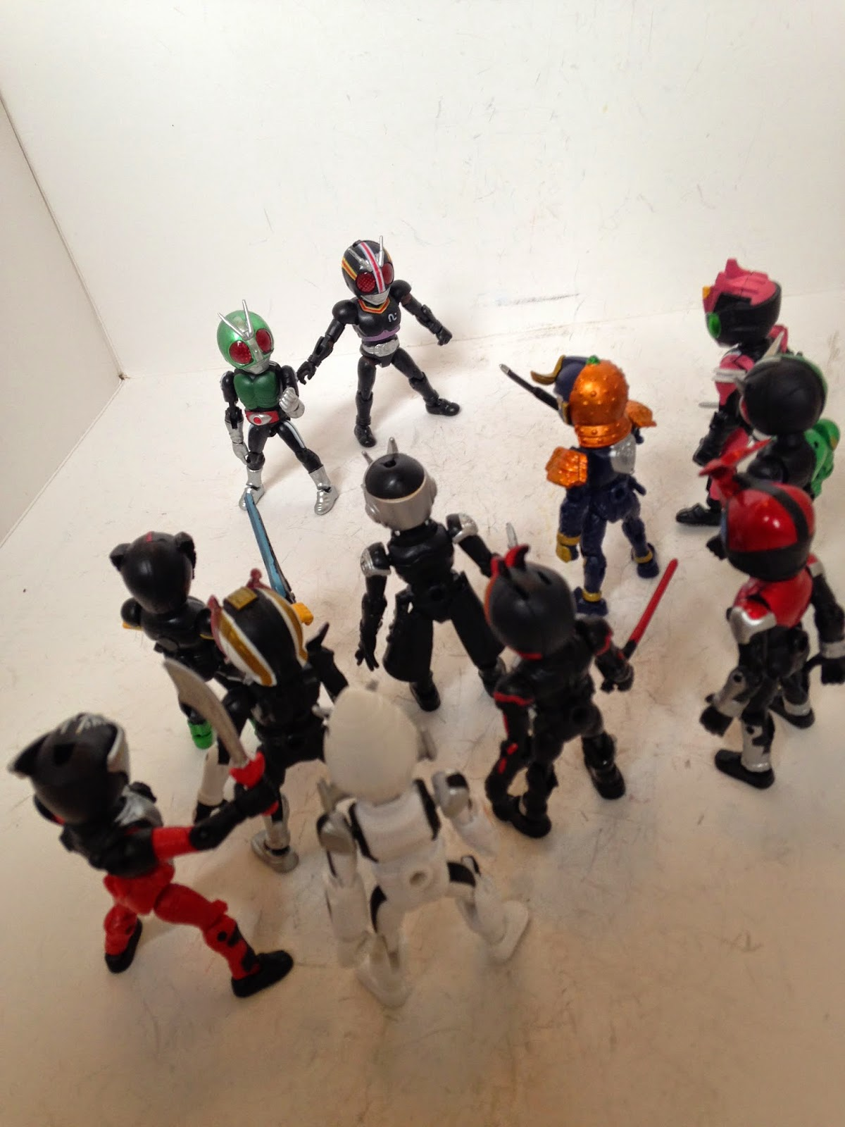 66action Rider Taisen: Heisei vs Showa