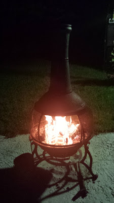 How to build a fire for your backyard enjoyment