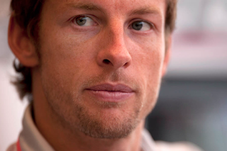 Jenson Button 2012 Sad Face