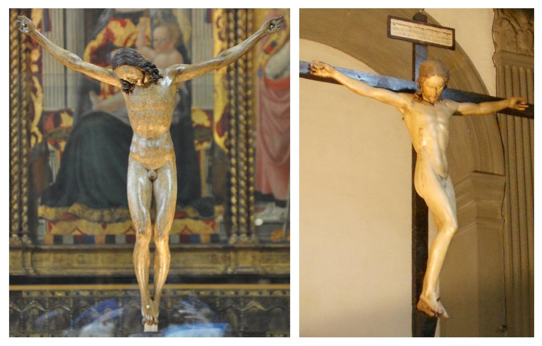 Christ crucified nude — img 12