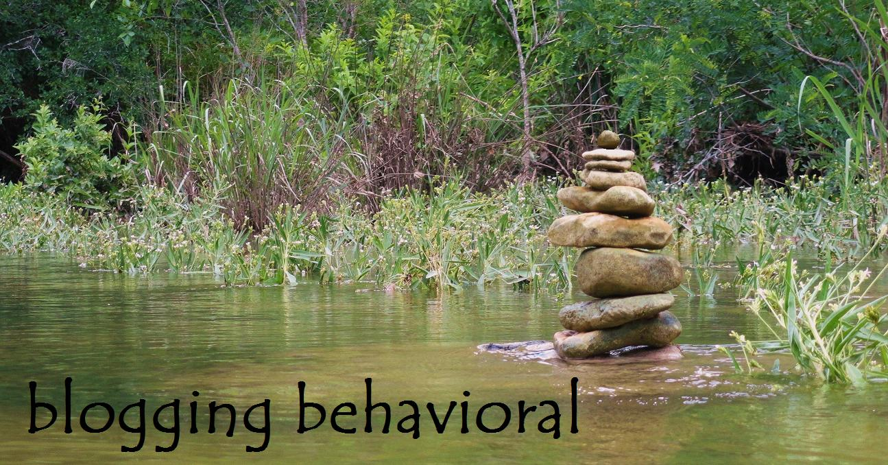 blogging behavioral