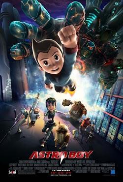 Siêu Nhí Astro - Astro Boy (2009) Poster