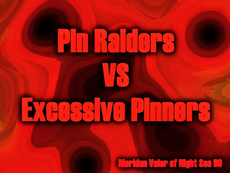 Pinterest Etiquette. Pin Raiders vs Excessive Pinners, not everyone who pins a lot is raiding, some pin first then follow.