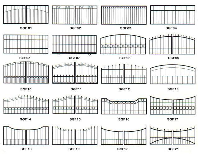 home decorations iron gate design ideas types of gate design ideas