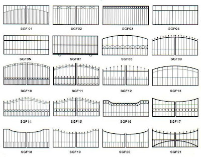 World Architecture: Iron Gate Design Ideas | Types Of Gate Design Ideas