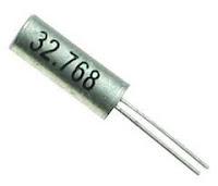 Cristal 32.768 khz