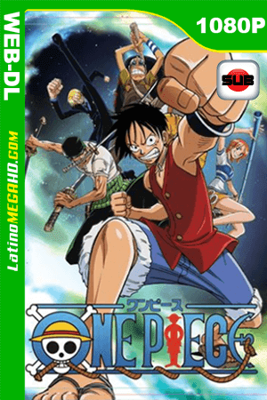 One Piece (1999) Subtitulado Capitulos 20/893 HD WEB-DL 1080p - 1999
