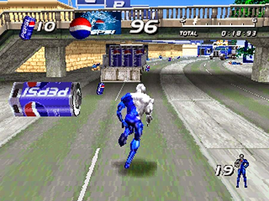 Pepsiman GAme For Pc