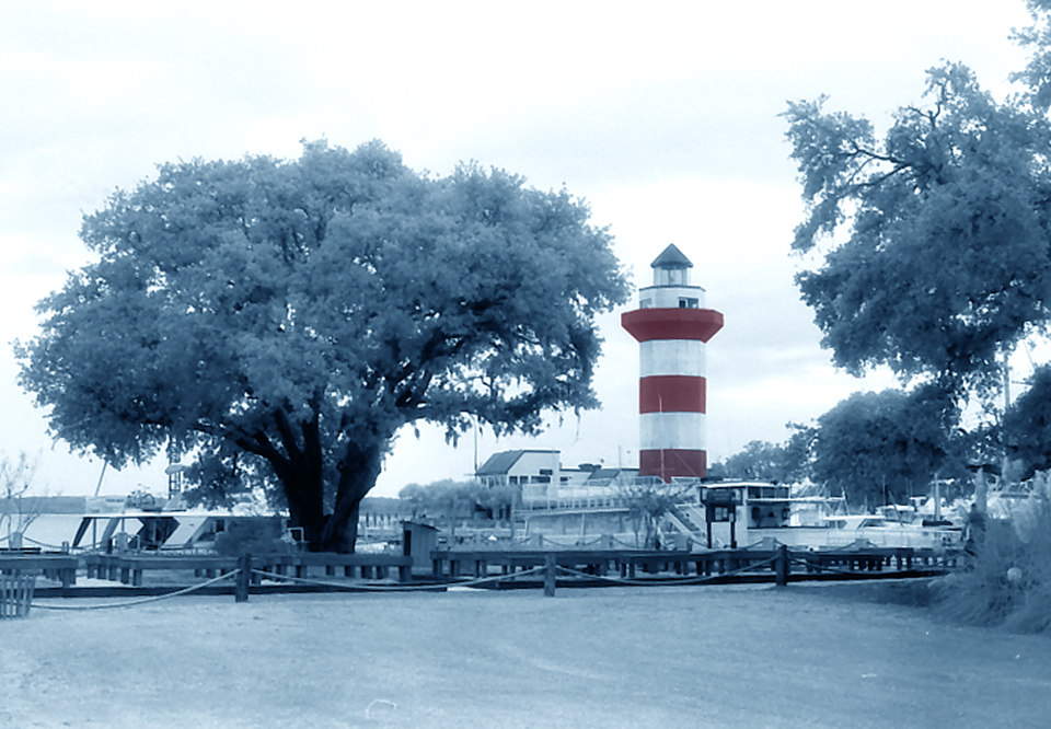 Harbourtown Lighthouse at Hilton Head