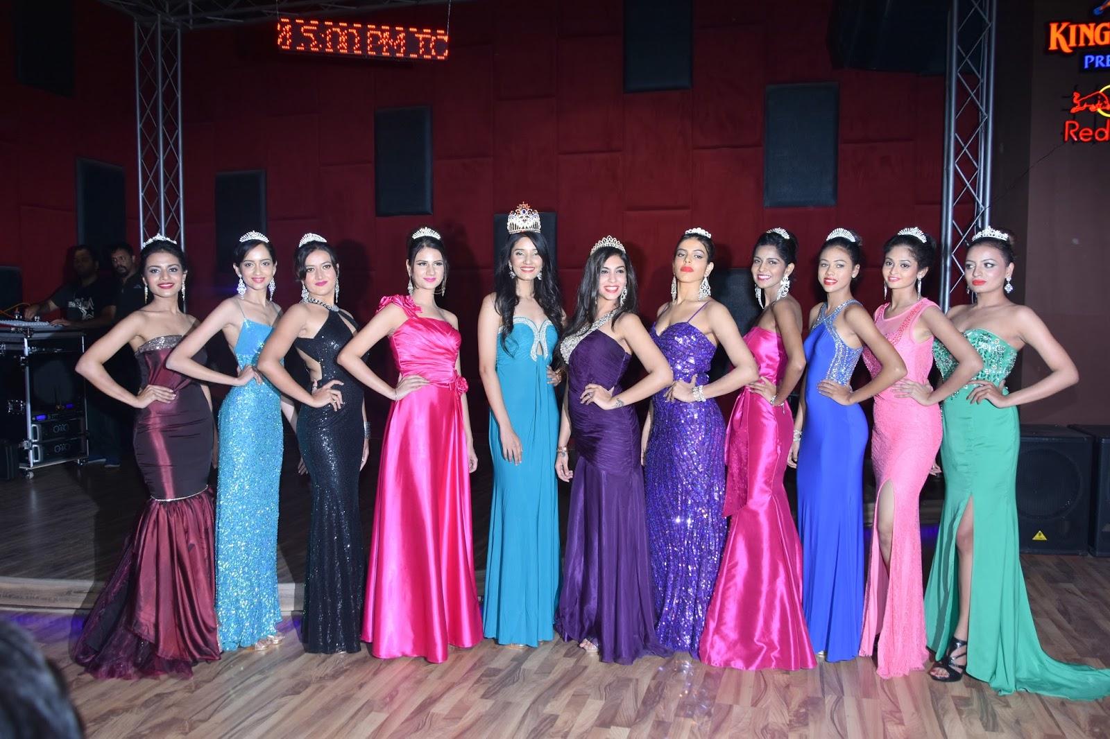 ... Kingfisher Calendar Girls 2016/2017, Exquisite India Pageants 2016