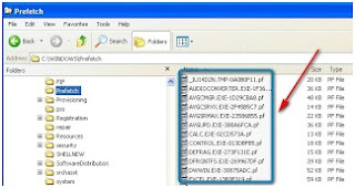 Membersihkan file sampah windows secara manual