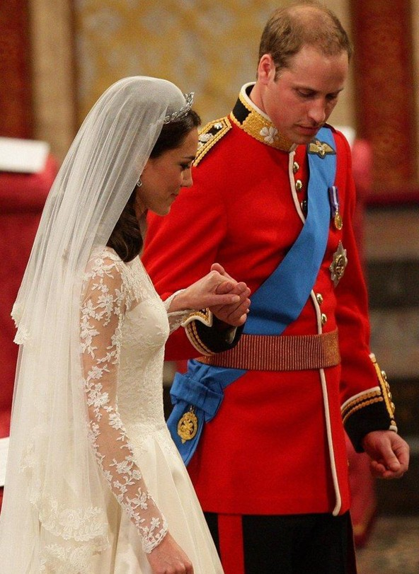 Princess Kate Wedding Hair