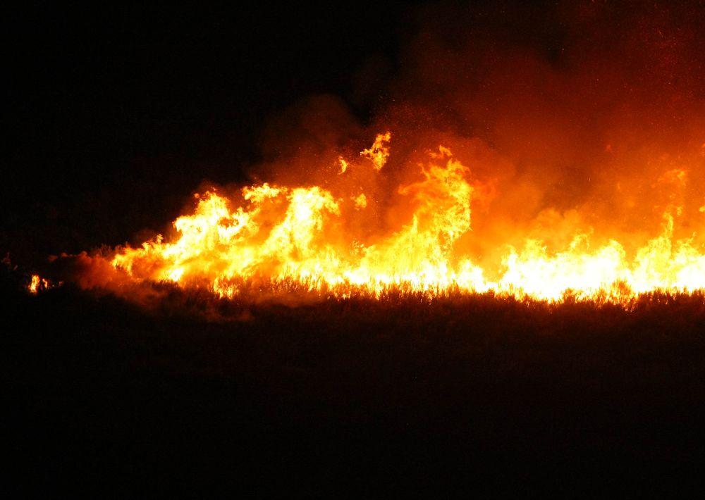 El fuego del Infierno nunca se apagará.