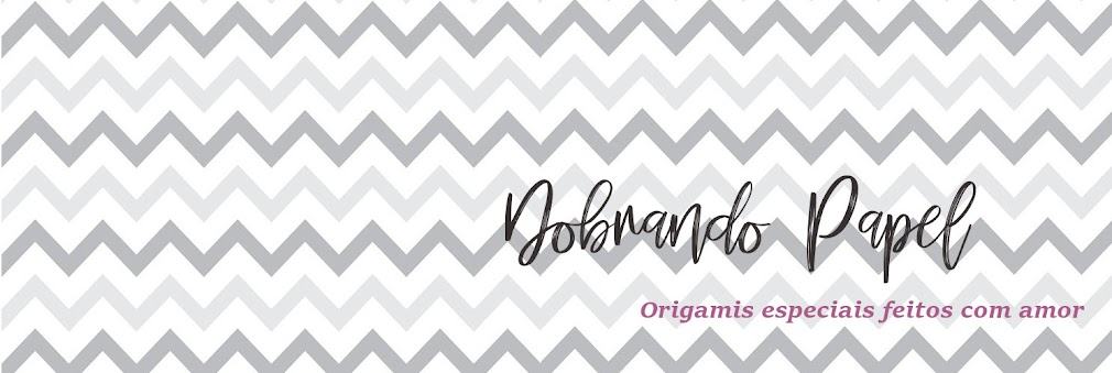 Dobrando Papel - Origamis