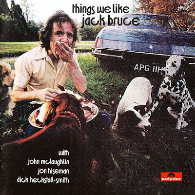 Jack Bruce - Things We Like 1970 (UK, Free Jazz)